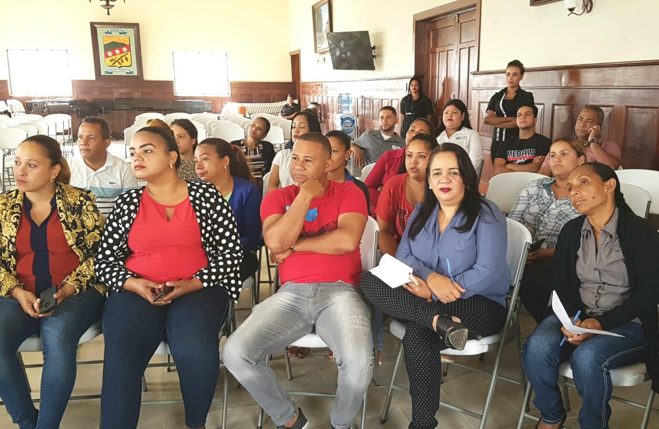 Imparten taller sobre Manejo de Conflictos