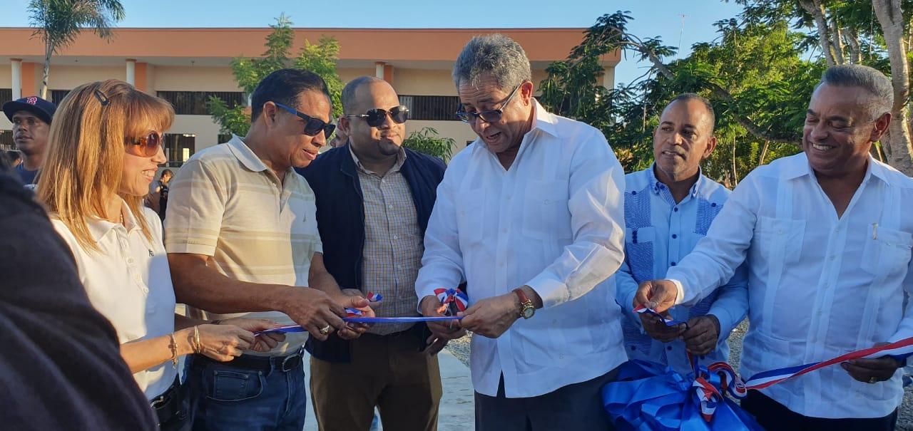 Ayuntamiento inaugura parque de Vista al Valle y El Ciruelillo